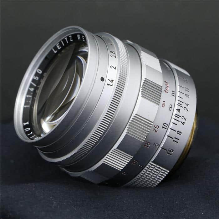 ズミルックス L50mm F1.4 (オリジナル旧モデル)