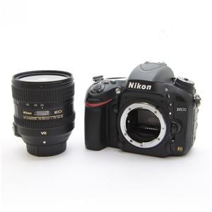 D600 24-85 VR レンズキット