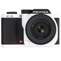 PENTAX (ペンタックス) K-01 レンズキット ホワイト/ブラック