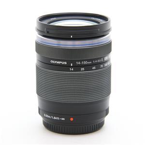 M.ZUIKO DIGITAL ED14-150mm F4.0-5.6 II ブラック