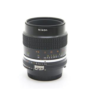 Ai Micro-Nikkor 55mm F2.8S