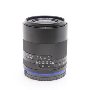Loxia 21mm F2.8(ソニーE用/フルサイズ対応)