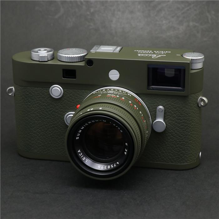 M10-P + ズミクロン M50mm F2.0 セット