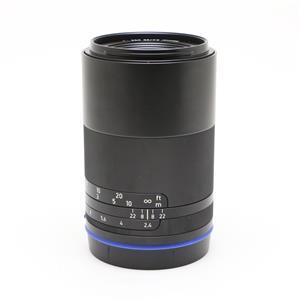 Loxia 85mm F2.4(ソニーE用/フルサイズ対応)