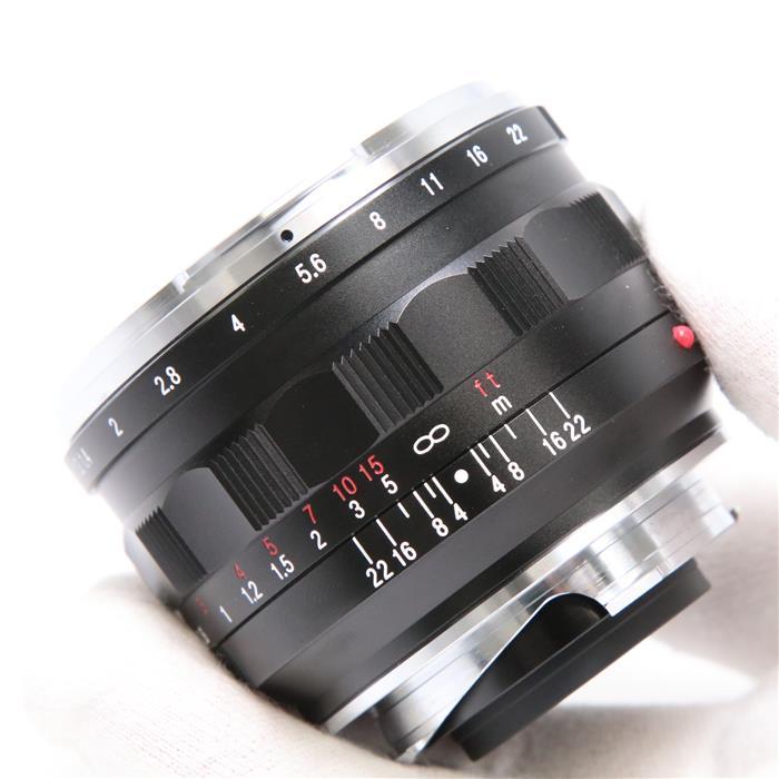 NOKTON 40mm F1.2 Aspherical VM (ライカM用)