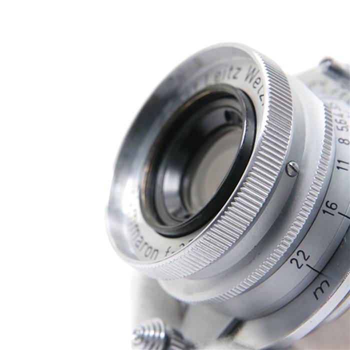 ズマロン L35mm F3.5 前期