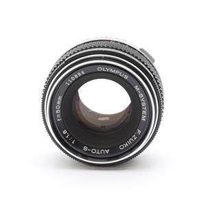 OM 50mm F1.8 MC