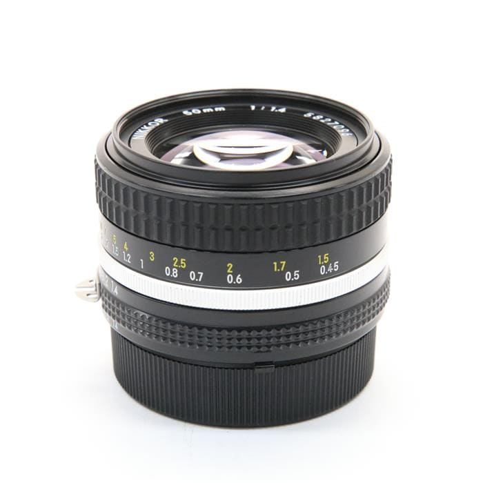 Ai-S Nikkor 50mm F1.4