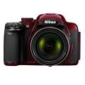 Nikon (ニコン) COOLPIX P520 レッド