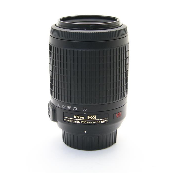 AF-S DX VR Zoom-Nikkor 55-200mm F4-5.6G IF-ED