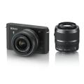 Nikon (ニコン) Nikon 1 J1 ダブルズームキット ブラック