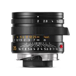 Leica (ライカ) アポズミクロン M35mm F2.0 ASPH. ブラック