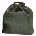 ETSUMI (エツミ) エツミ キルティングポーチL(E-5019) ブラック